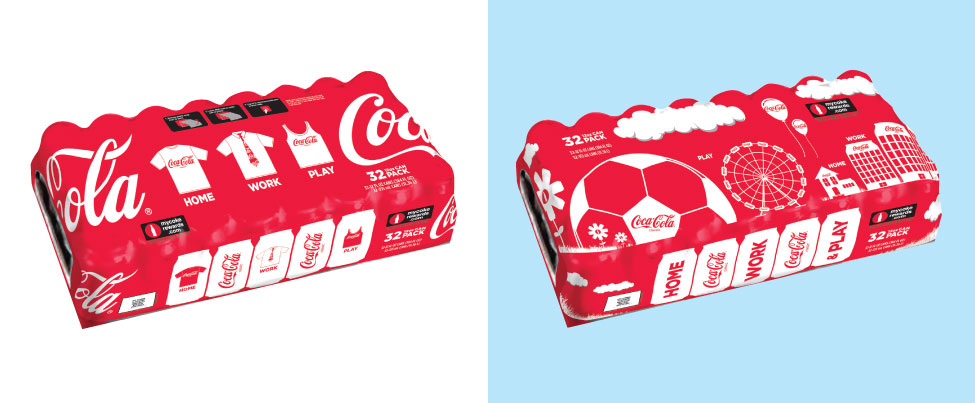 Coke Shrink Wrap