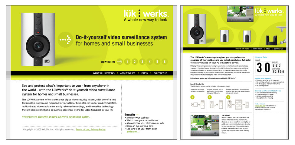 Lukwerks Security System